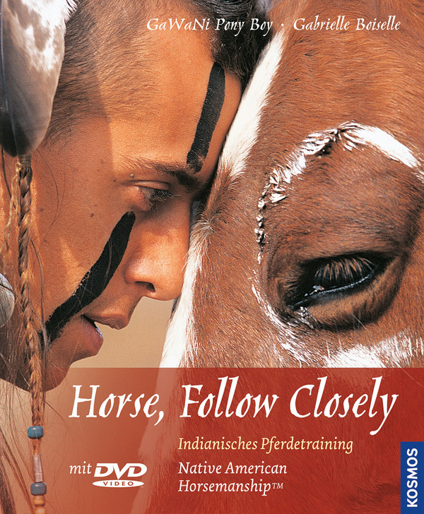 GaWaNi Pony Boy - Horse Follow Closely mit DVD